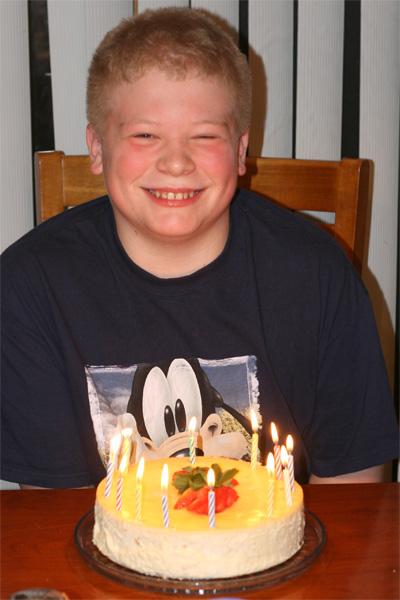 Connor birthday 2