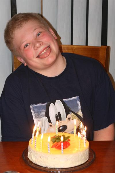 Connor birthday 3