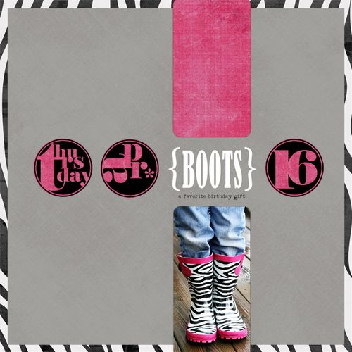 Boots copy