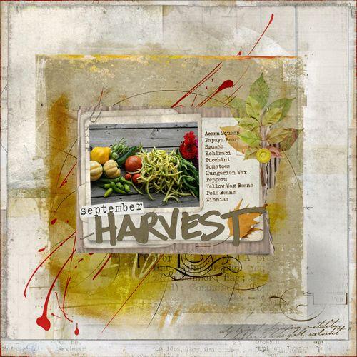 Sept harvest