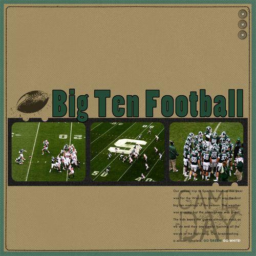 30MM big ten football