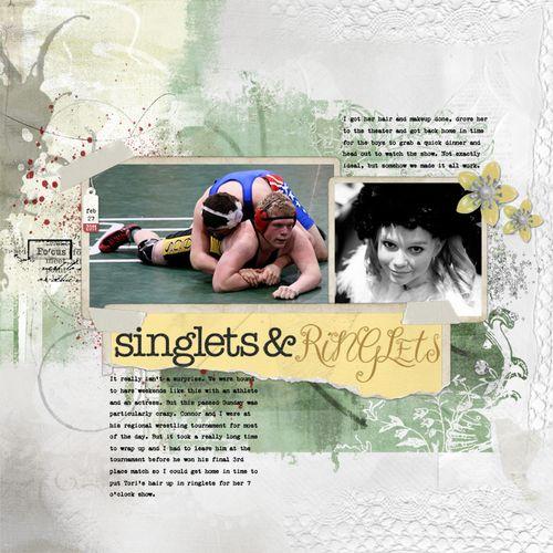 Singlets & ringlets