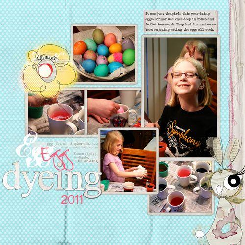 Egg dying 11